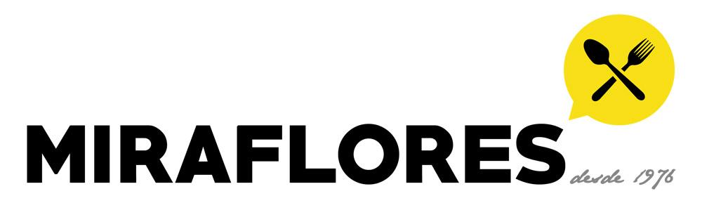 Miraflores jatetxea: logotipoa