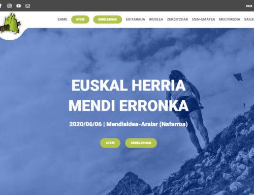 En marcha la página web renovada de EHME